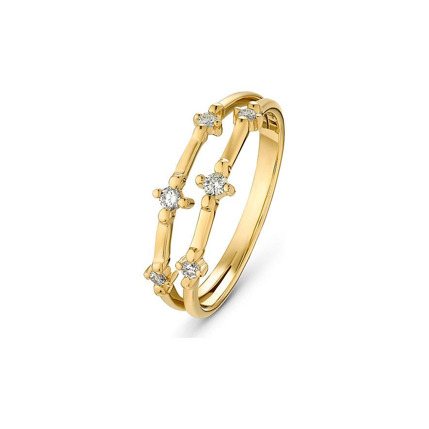 CHRIST Diamonds Damenring 87489752