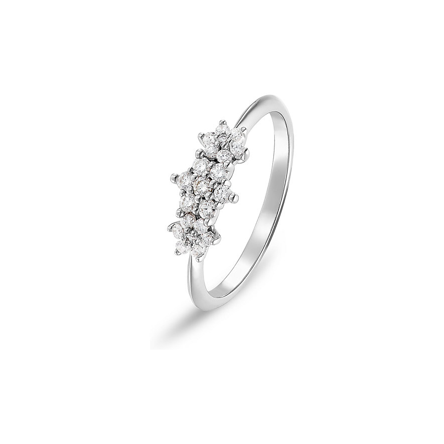 CHRIST Diamonds Damenring 87490696