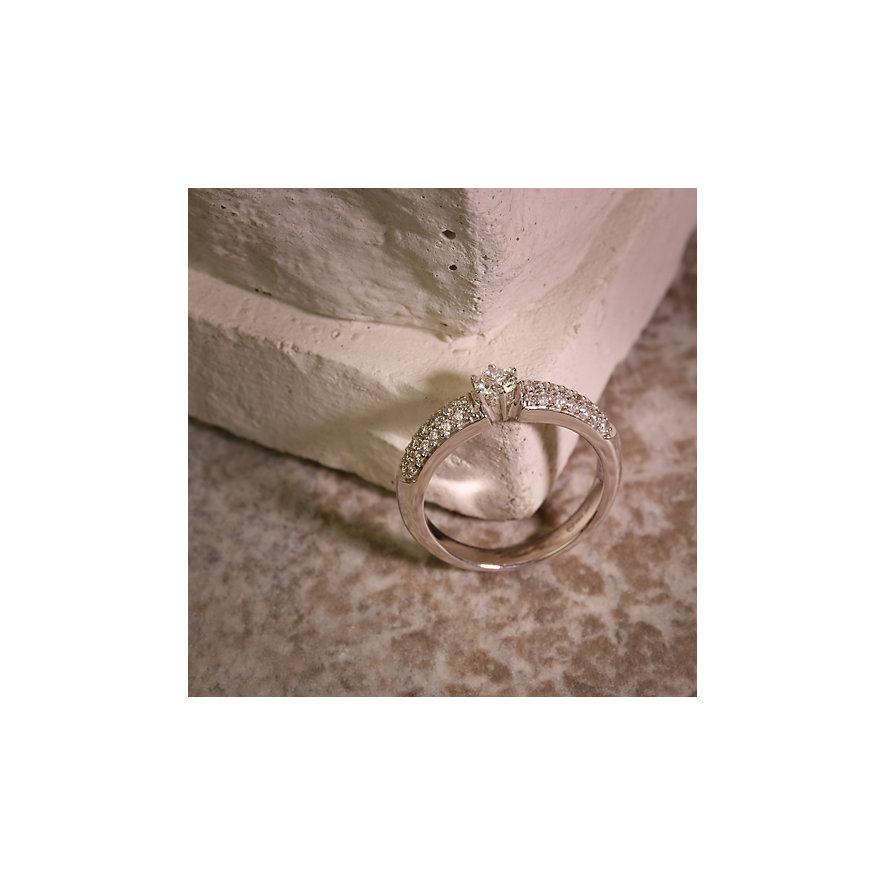 CHRIST Diamonds Damenring 87490882