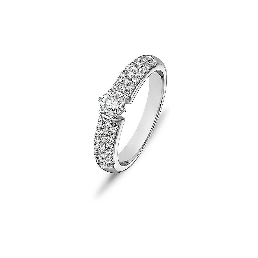 CHRIST Diamonds Damenring 87490891