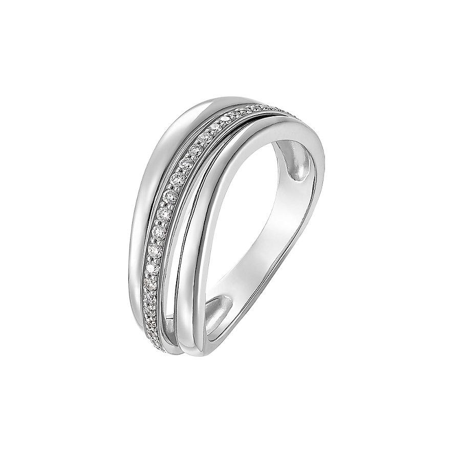 CHRIST Diamonds Damenring 87491927
