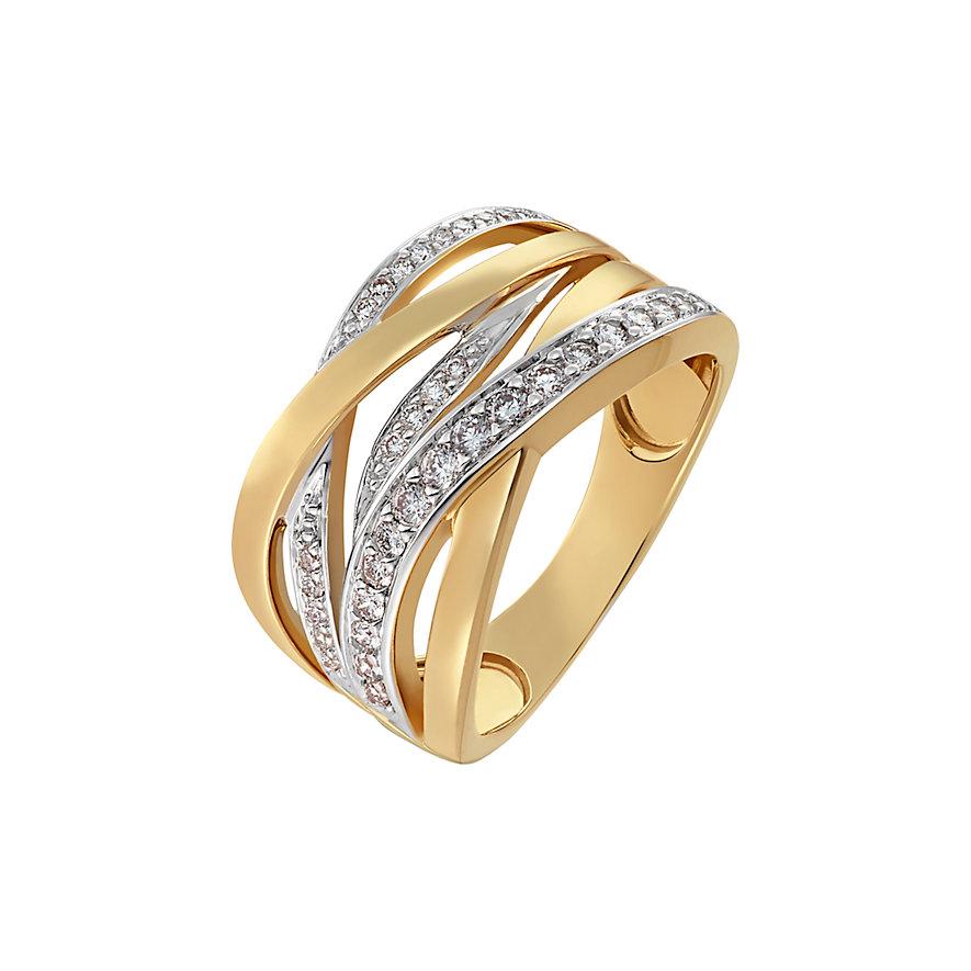 CHRIST Diamonds Damenring 87492044