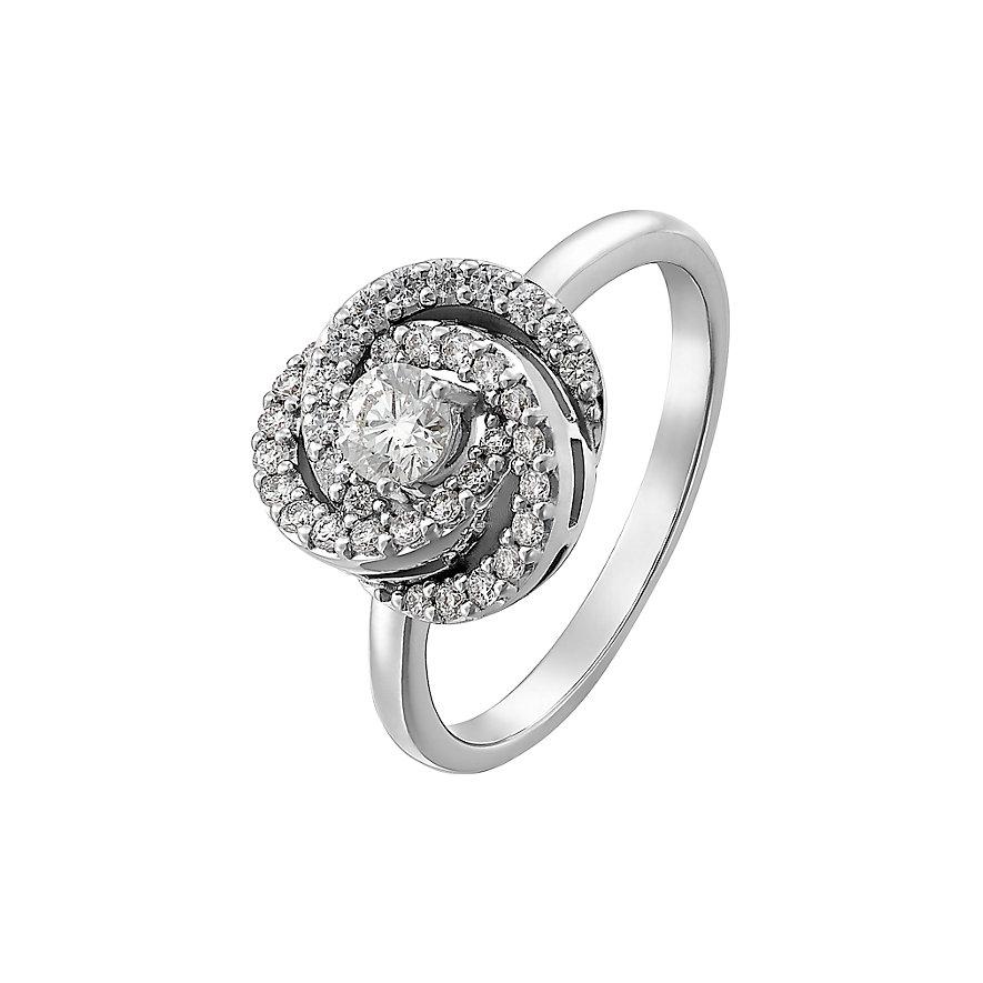 christ-diamonds-damenring, 999.00 EUR @ christ-de