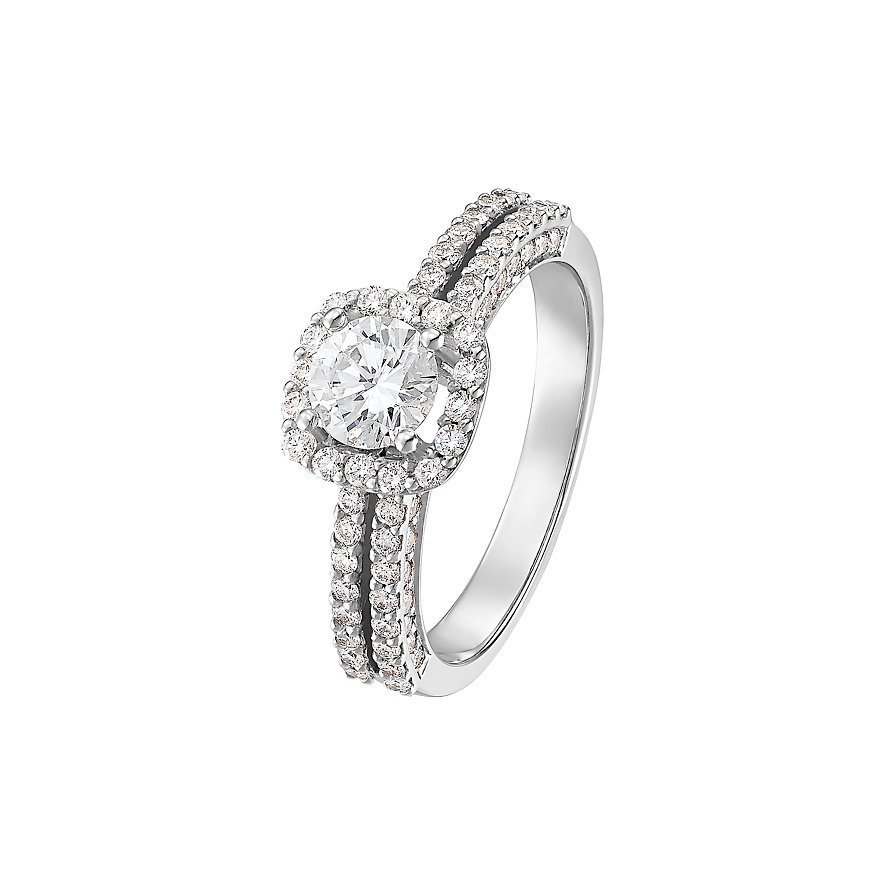 CHRIST Diamonds Damenring 87492338