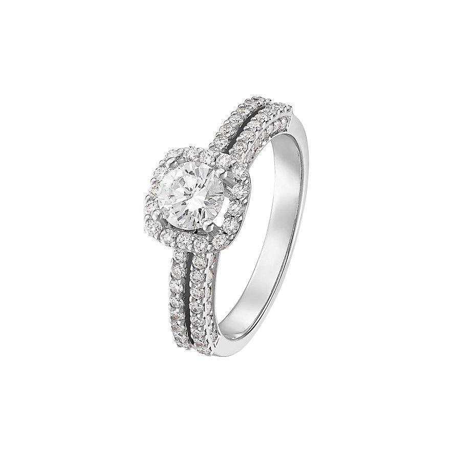 CHRIST Diamonds Damenring 87492346