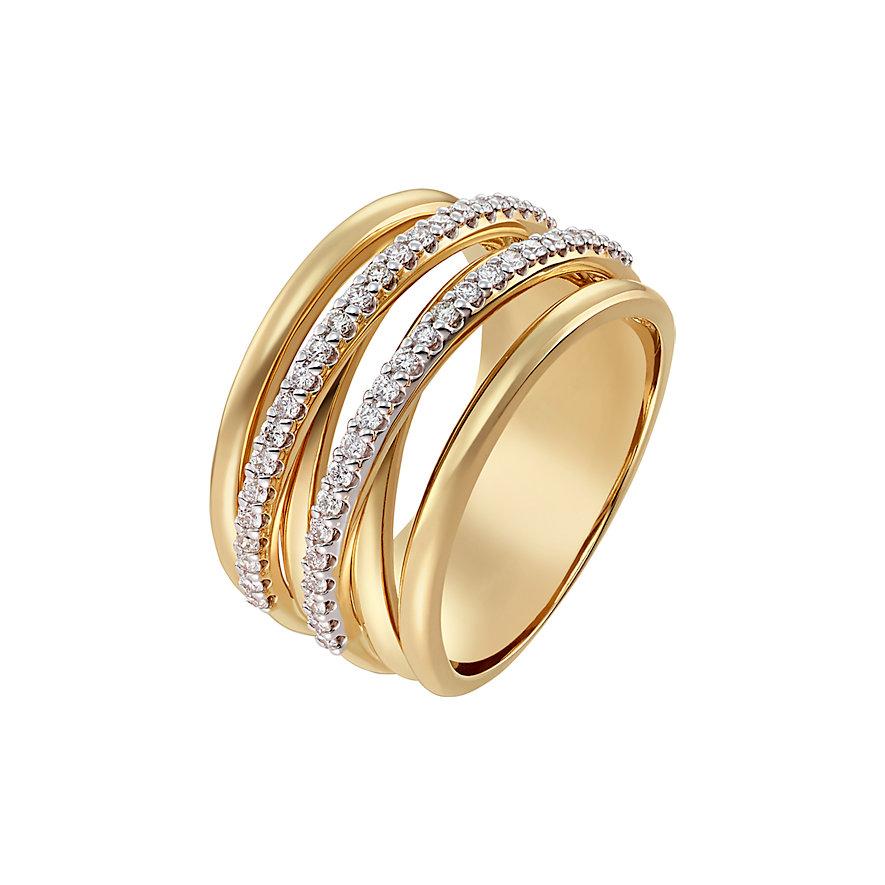 CHRIST Diamonds Damenring 87492494