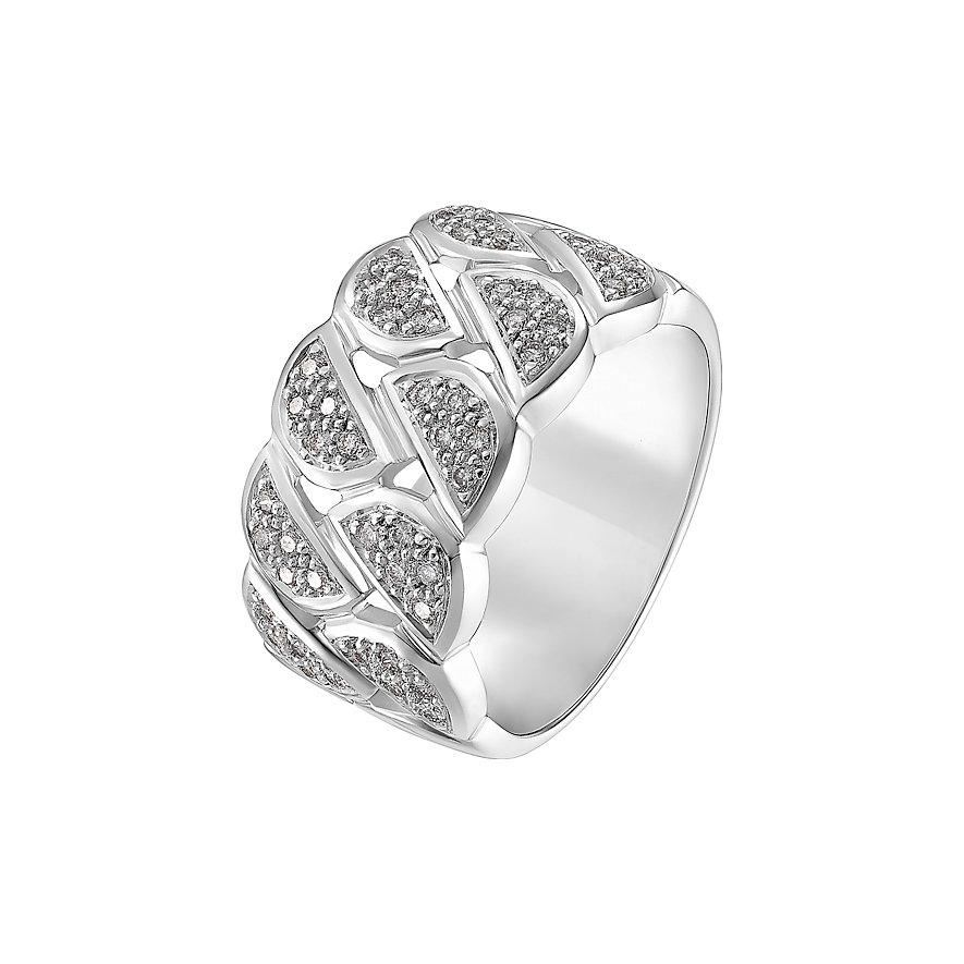 CHRIST Diamonds Damenring 87492842