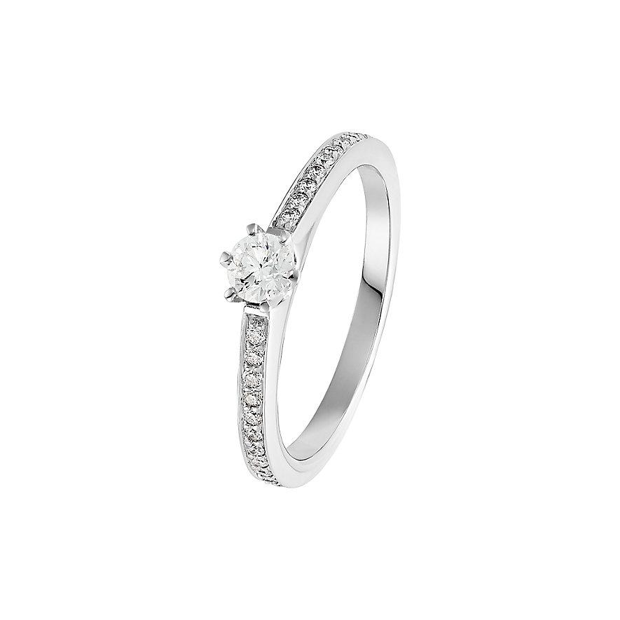 CHRIST Diamonds Damenring 87495663