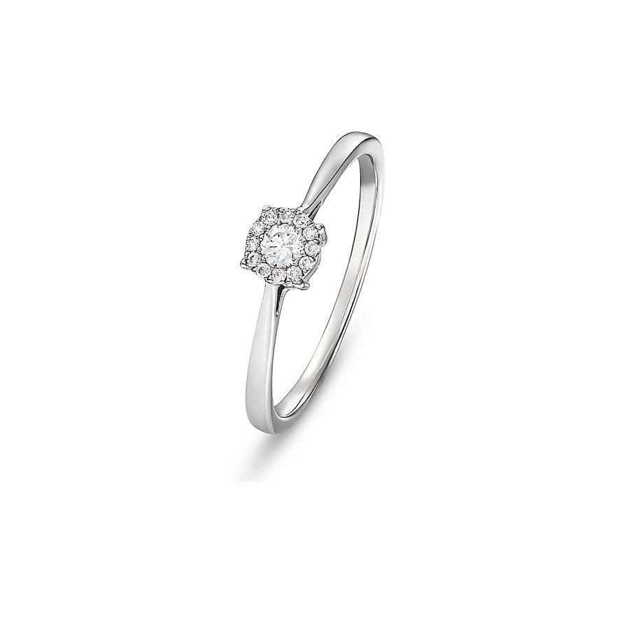 CHRIST Diamonds Damenring 87502091
