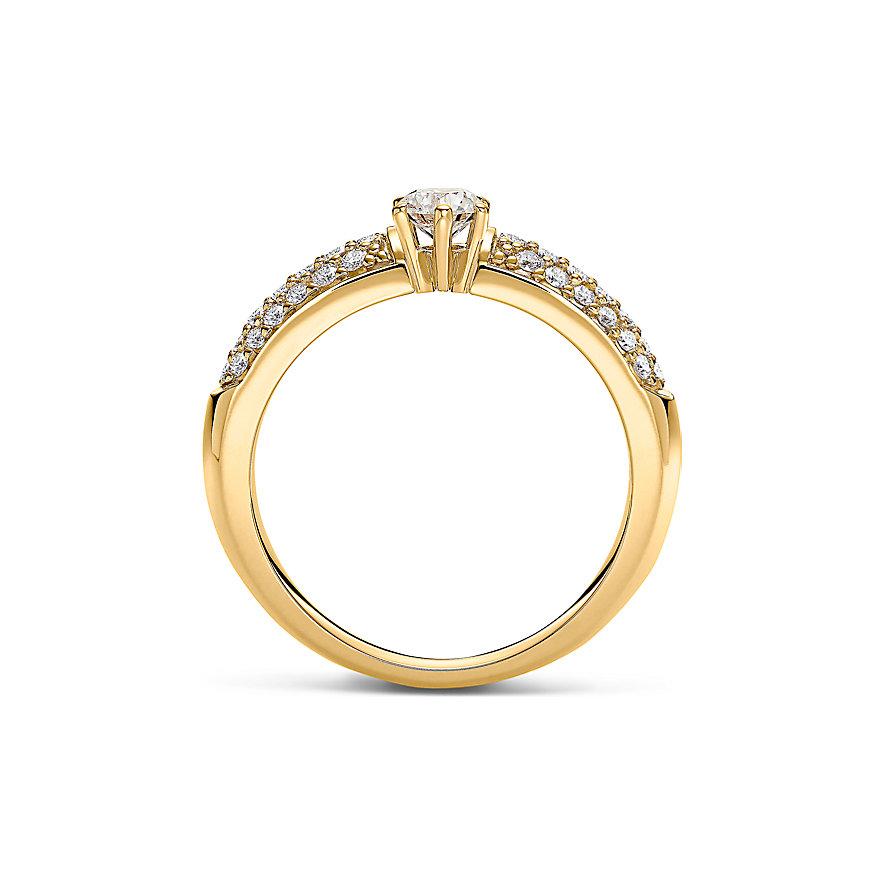 CHRIST Diamonds Damenring 87502163