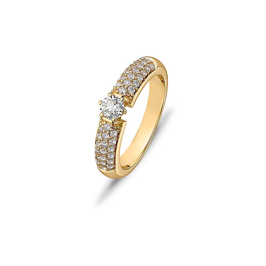 CHRIST Diamonds Damenring 87502201