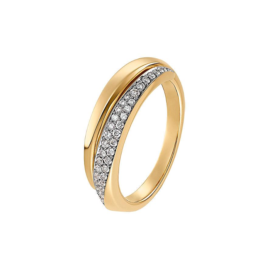 CHRIST Diamonds Damenring 87514081