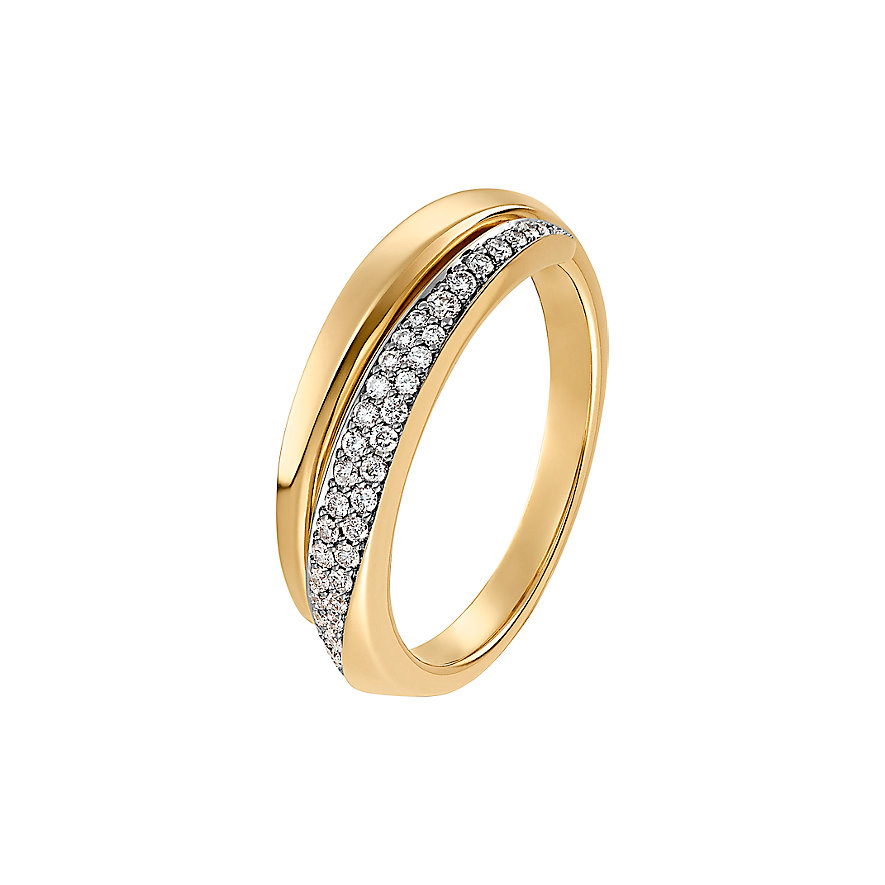 CHRIST Diamonds Damenring 87514102