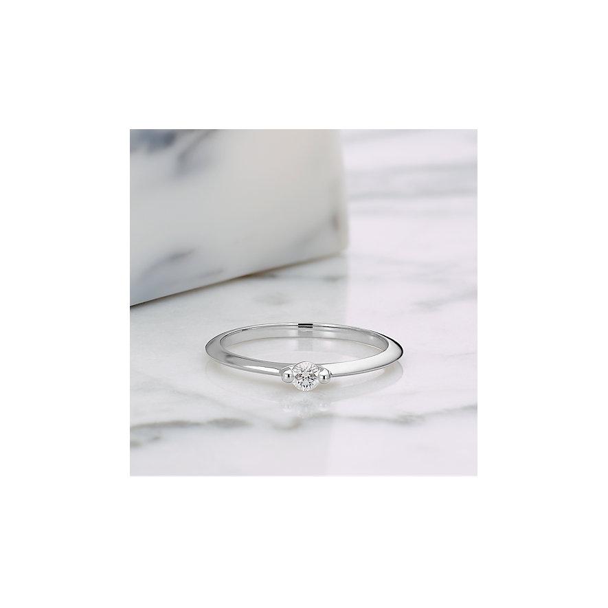 CHRIST Diamonds Damenring 87514447