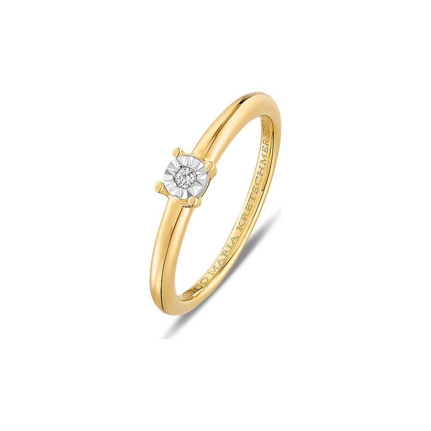 CHRIST Diamonds Damenring 87520765