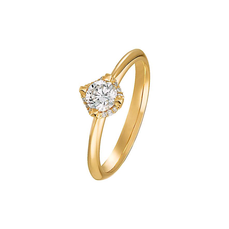 CHRIST Diamonds Damenring 87524353