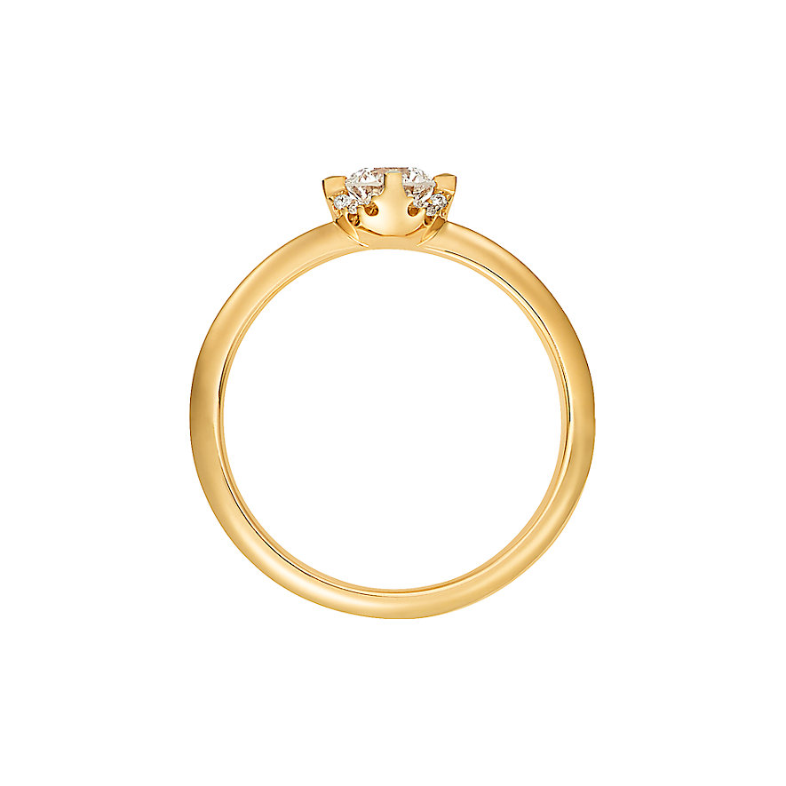 CHRIST Diamonds Damenring 87524639