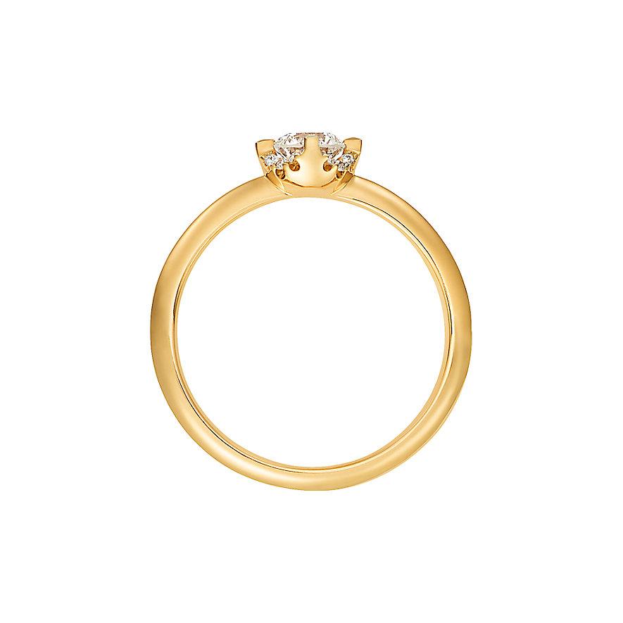 CHRIST Diamonds Damenring 87524647