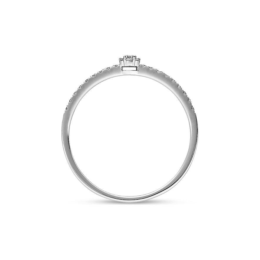 CHRIST Diamonds Damenring 87555551