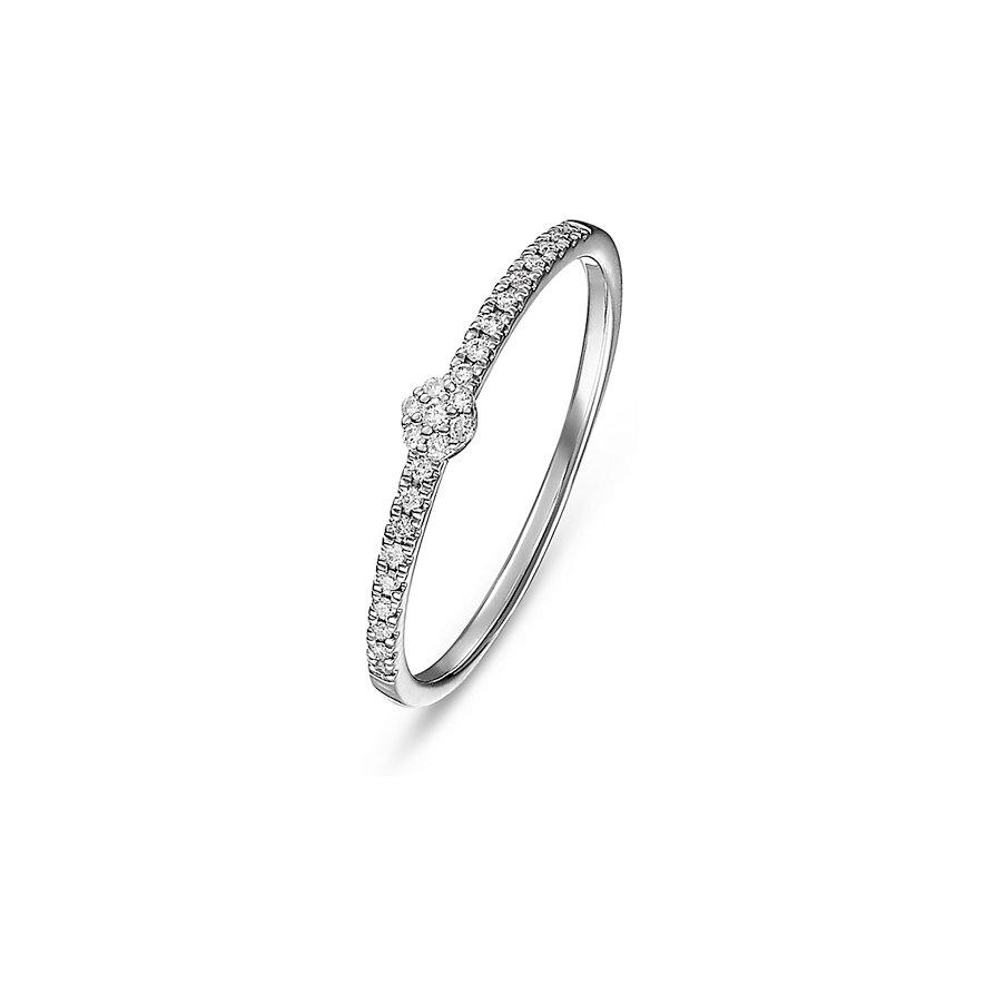 CHRIST Diamonds Damenring 87555585