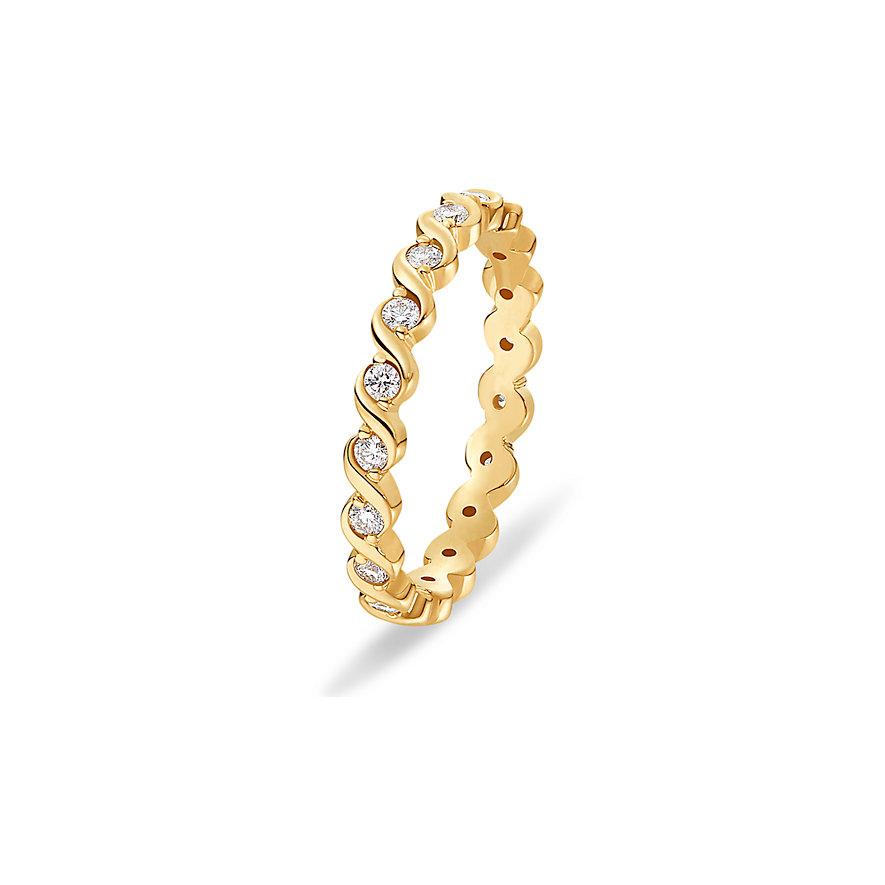 CHRIST Diamonds Damenring 87557031