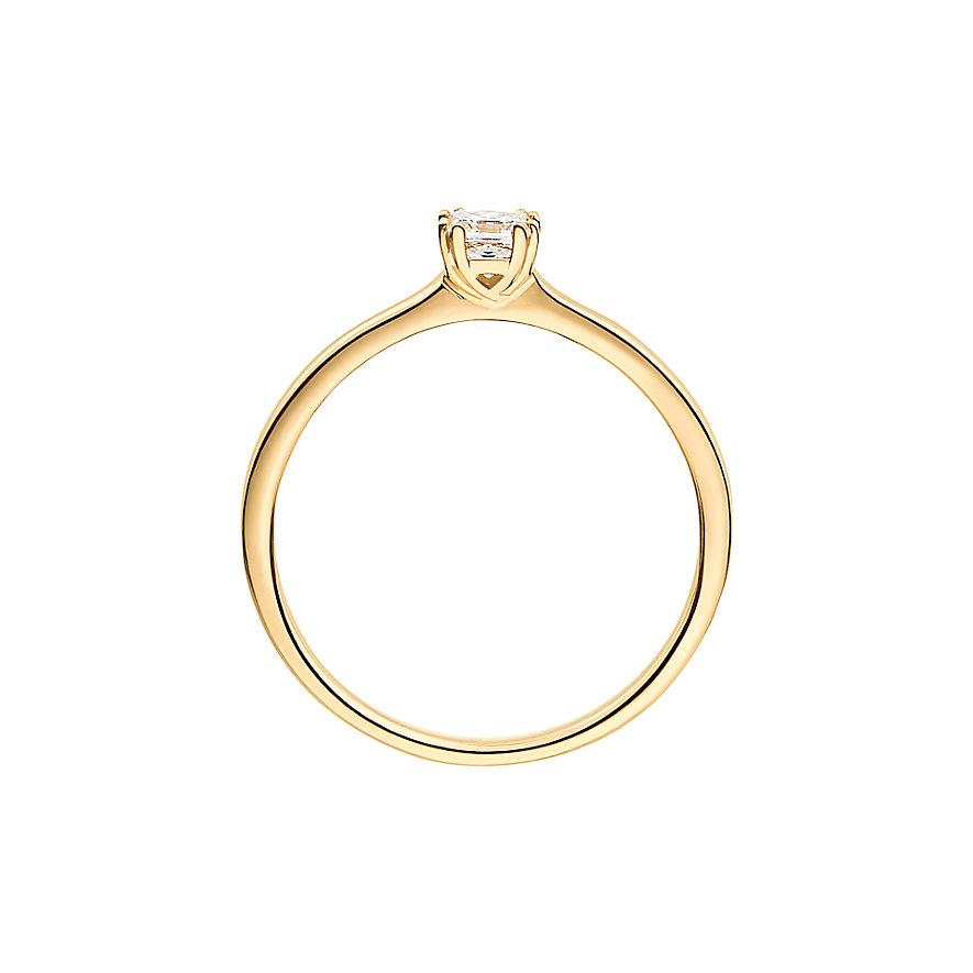 CHRIST Diamonds Damenring 87557405