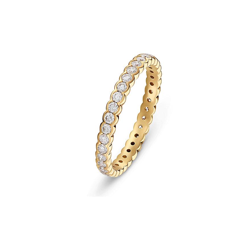 CHRIST Diamonds Damenring 87568491