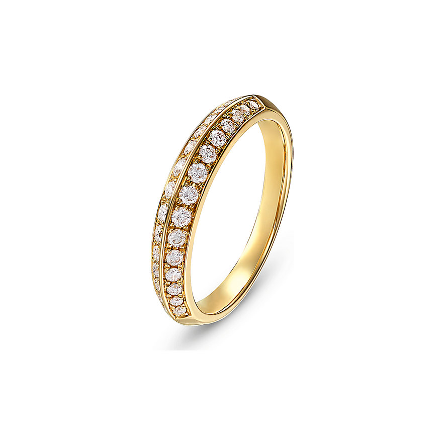 CHRIST Diamonds Damenring 87575951