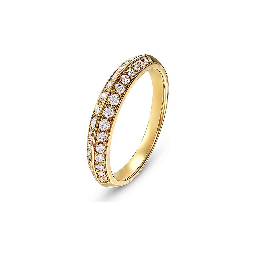 CHRIST Diamonds Damenring 87575985