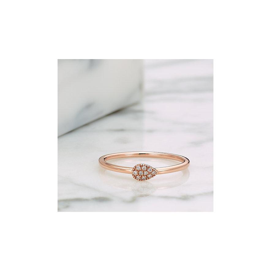 CHRIST Diamonds Damenring 87622878