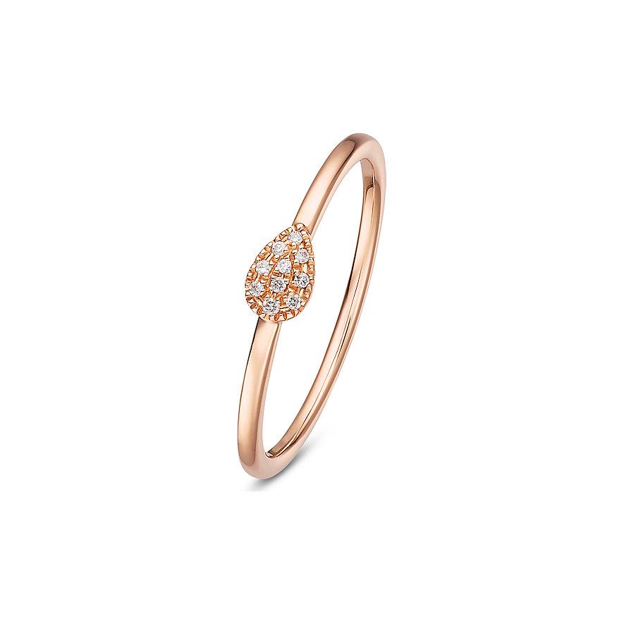 CHRIST Diamonds Damenring 87622916