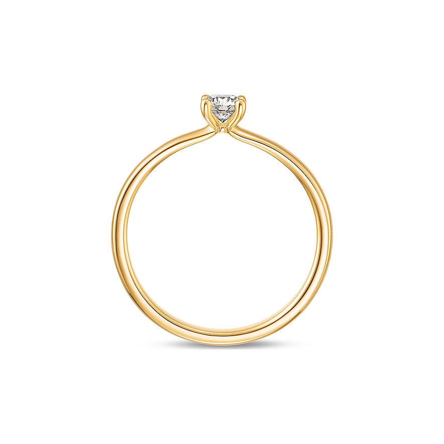 CHRIST Diamonds Damenring 87674207