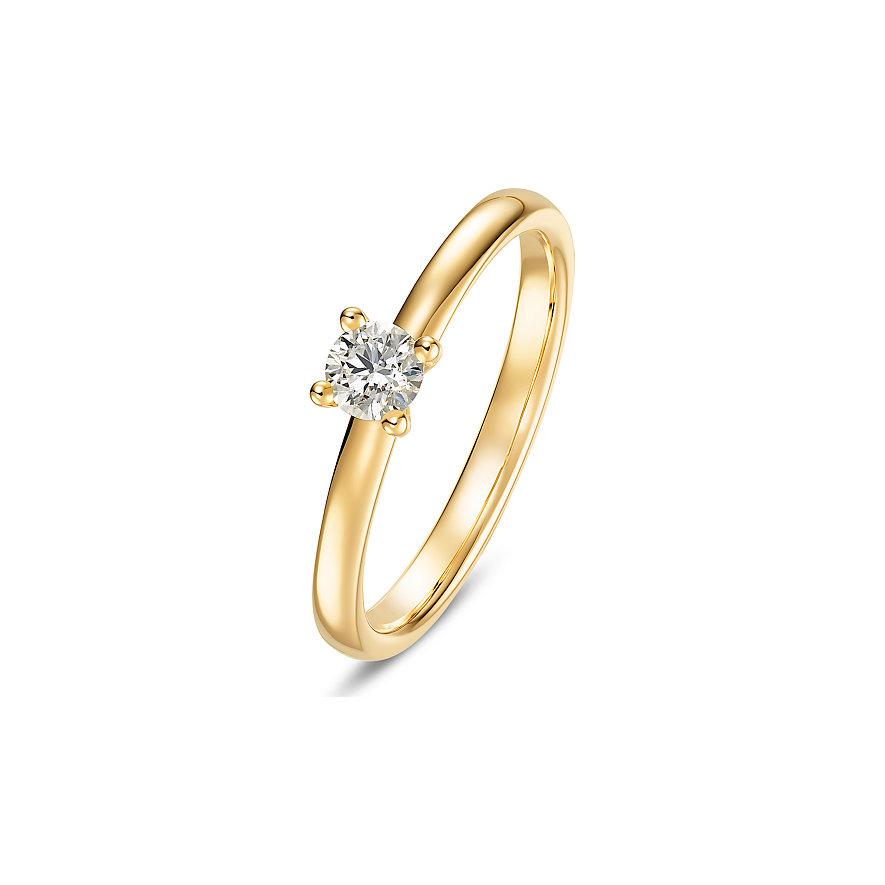 CHRIST Diamonds Damenring 87674274