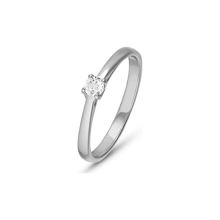 CHRIST Diamonds Damenring 87707512