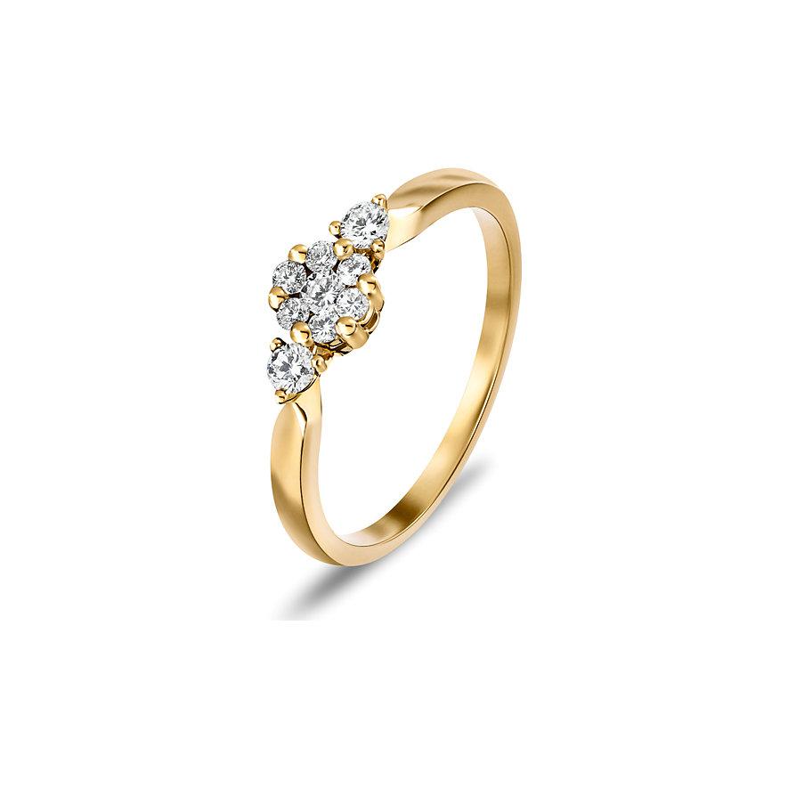CHRIST Diamonds Damenring 87728625