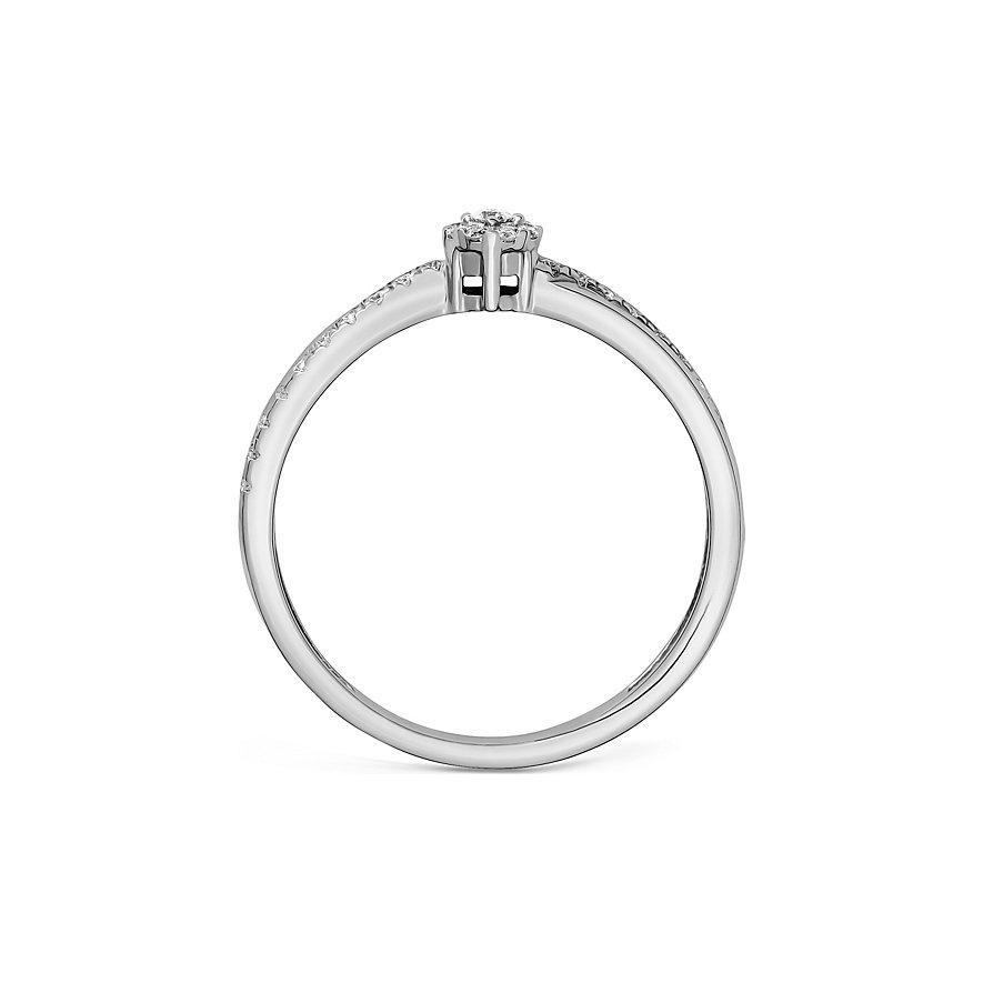 CHRIST Diamonds Damenring 87735541