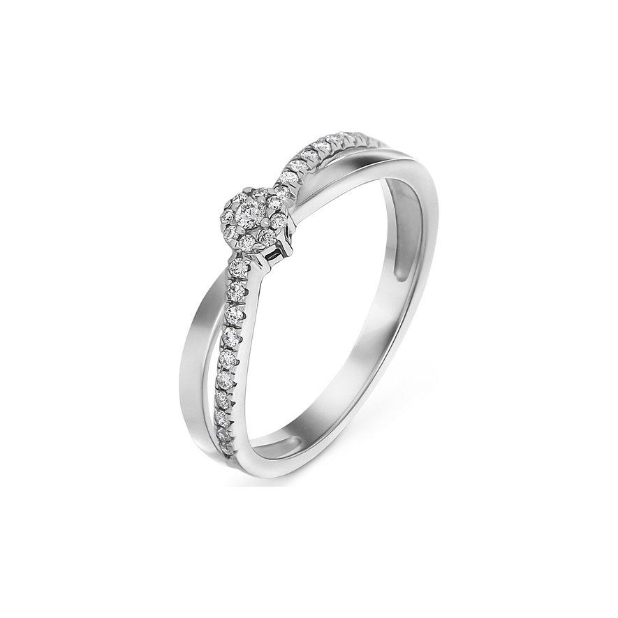 CHRIST Diamonds Damenring 87735567