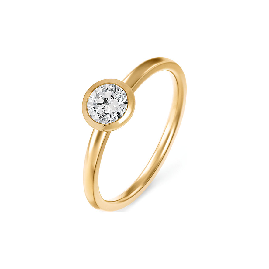 CHRIST Diamonds Damenring 87737217