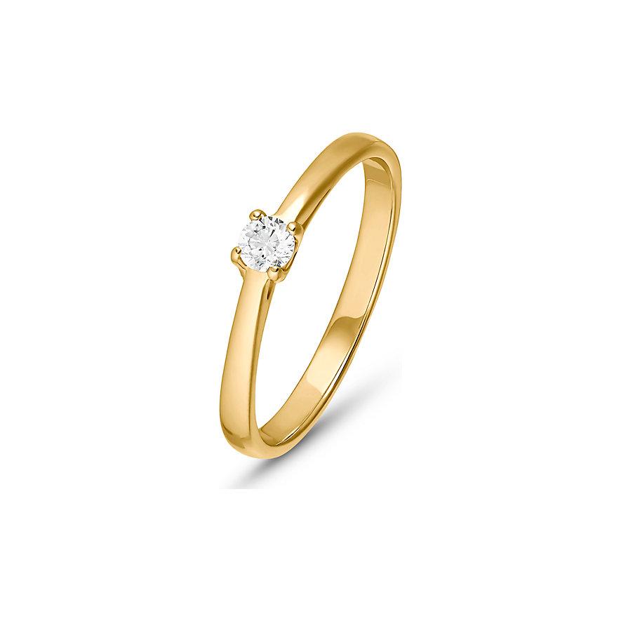 CHRIST Diamonds Damenring 87762246