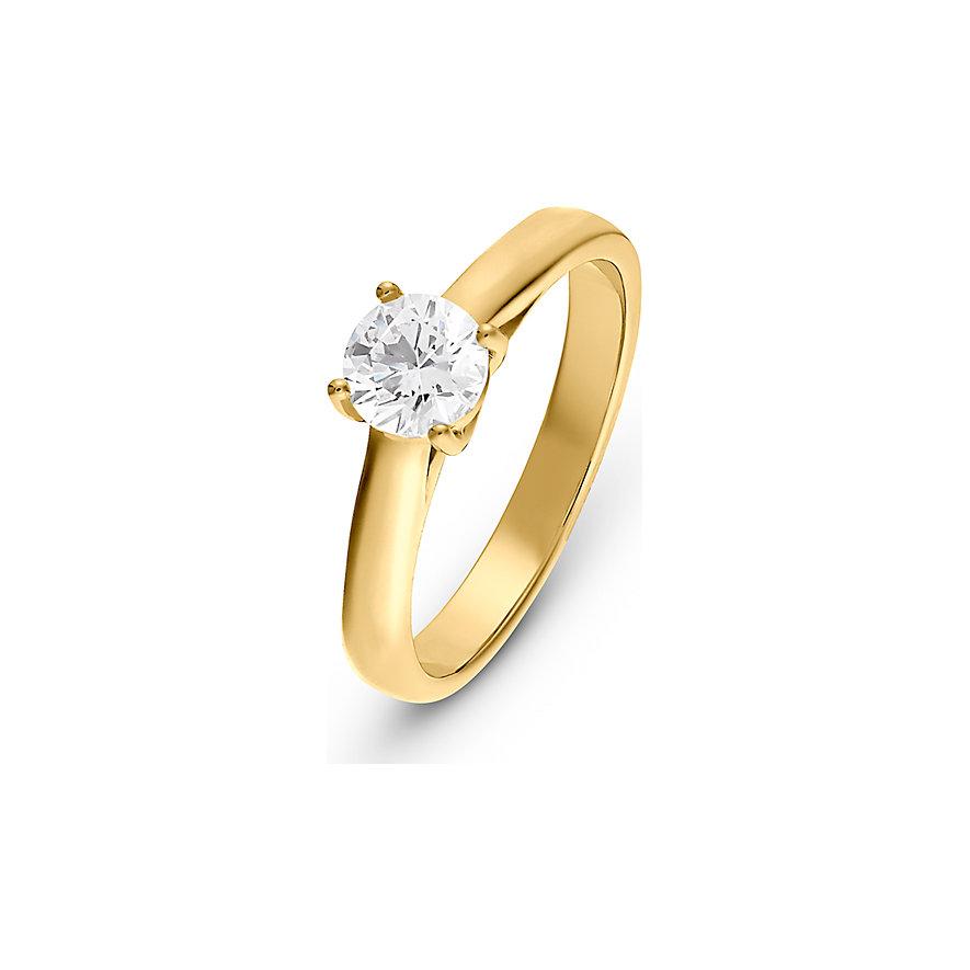 CHRIST Diamonds Damenring 87762343
