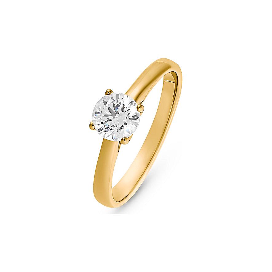 CHRIST Diamonds Damenring 87762408