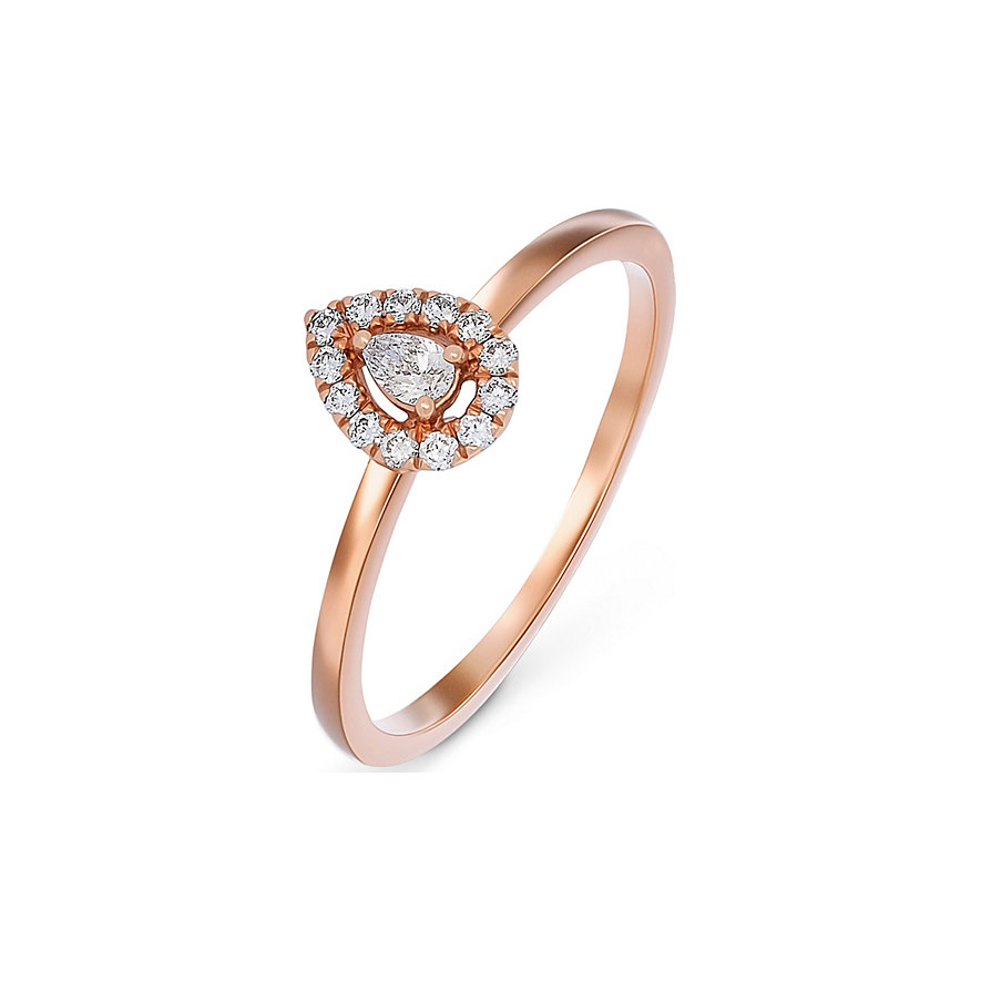 CHRIST Diamonds Damenring 87763218
