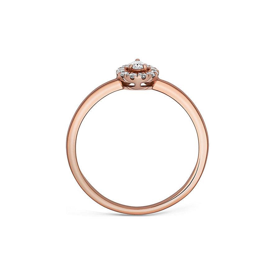 CHRIST Diamonds Damenring 87763315