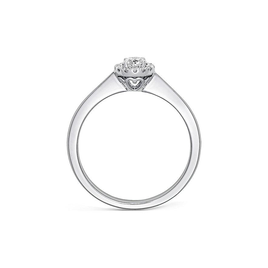 CHRIST Diamonds Damenring 87763374