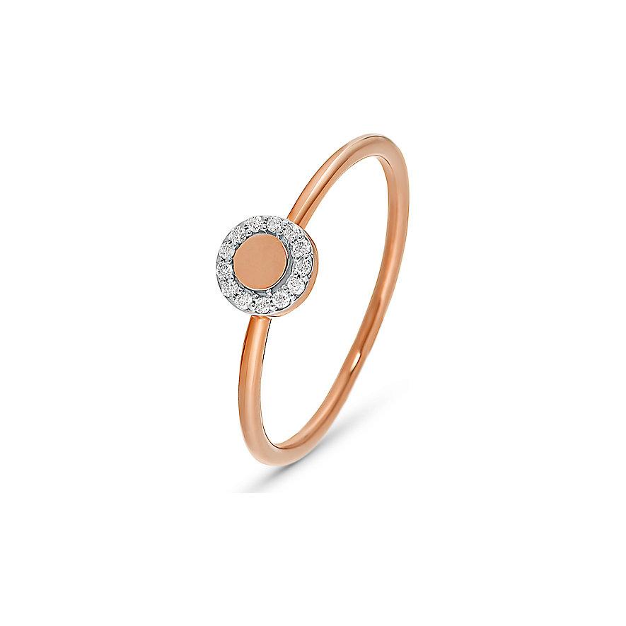 CHRIST Diamonds Damenring 87763421