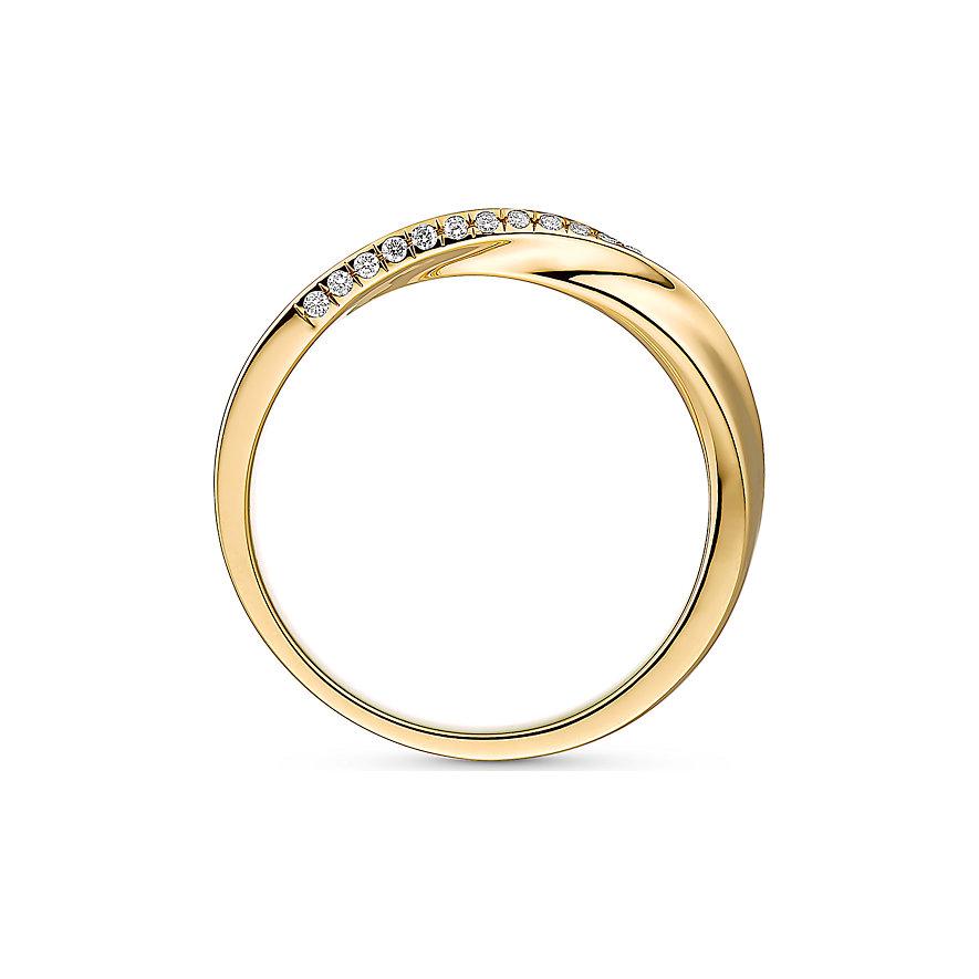 CHRIST Diamonds Damenring 87763595