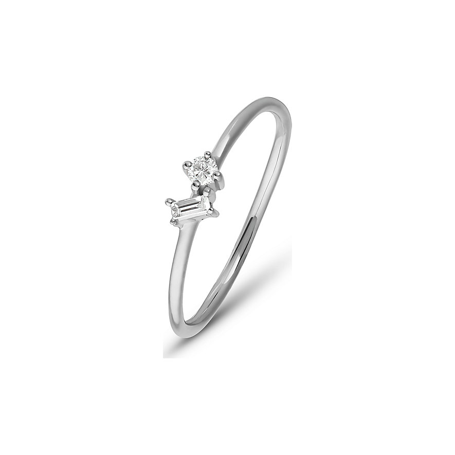 CHRIST Diamonds Damenring 87763684