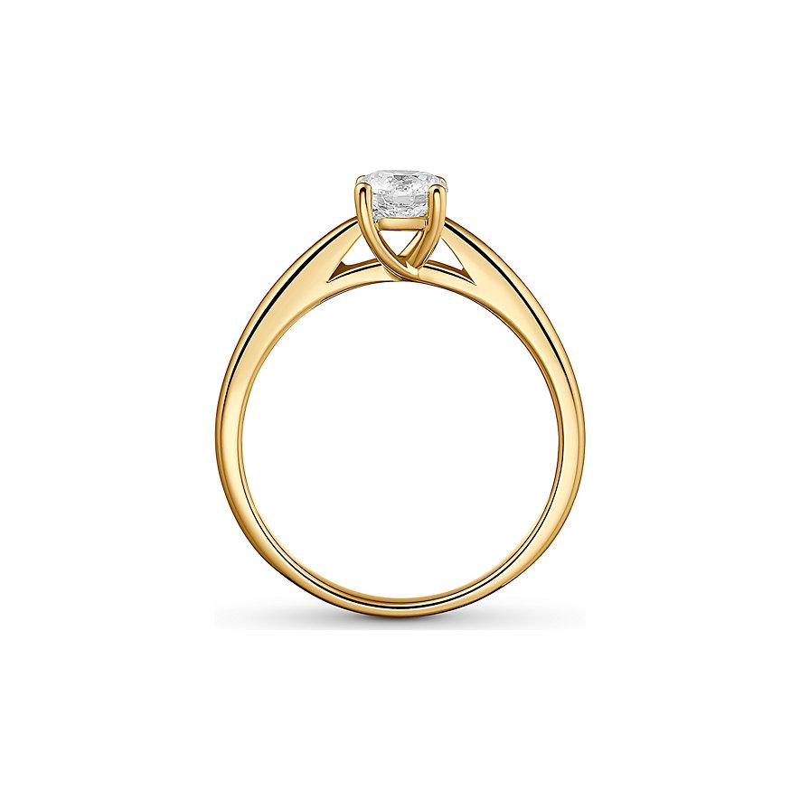 CHRIST Diamonds Damenring 87764095