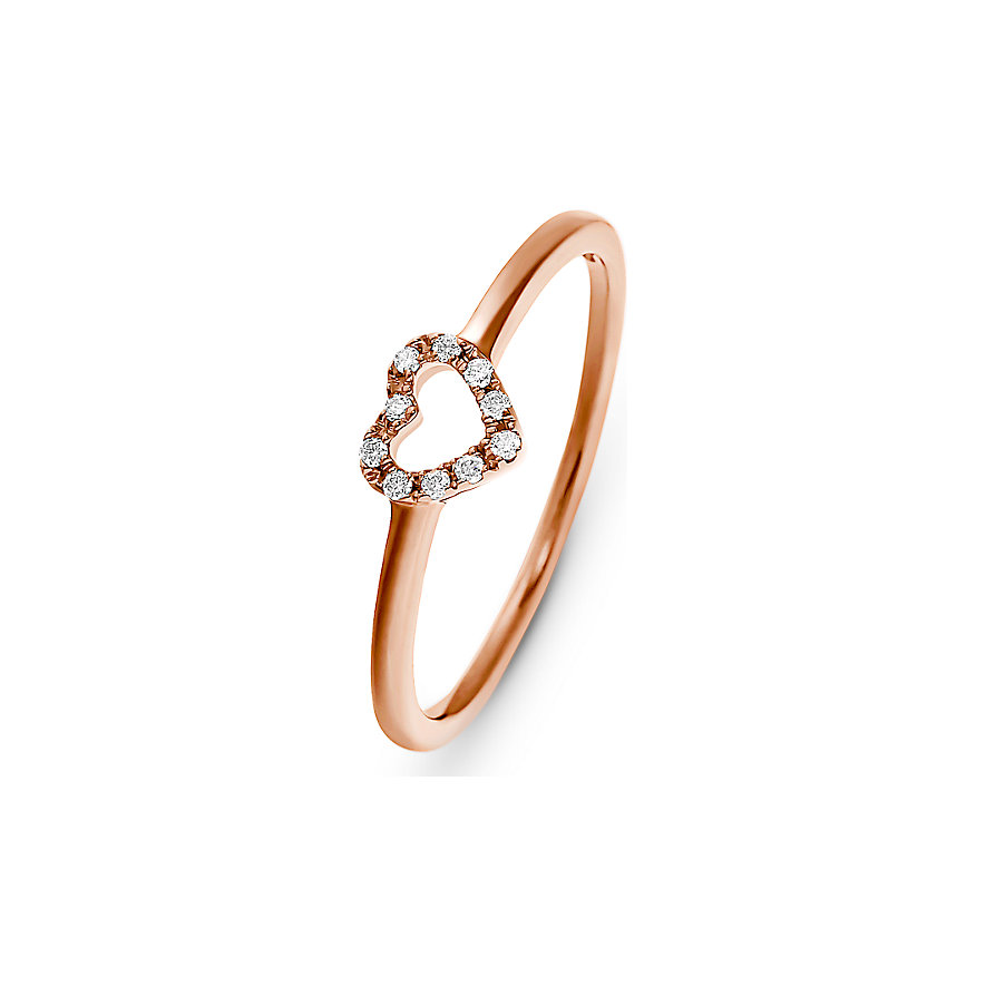 CHRIST Diamonds Damenring 87764206