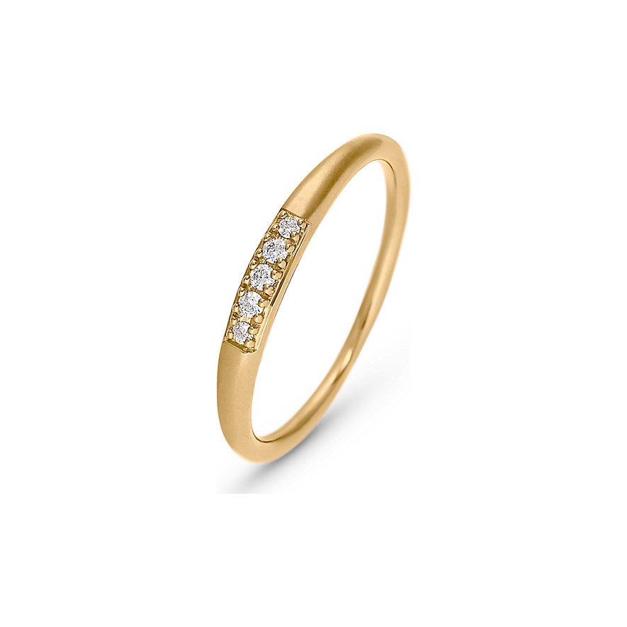 CHRIST Diamonds Damenring 87764281